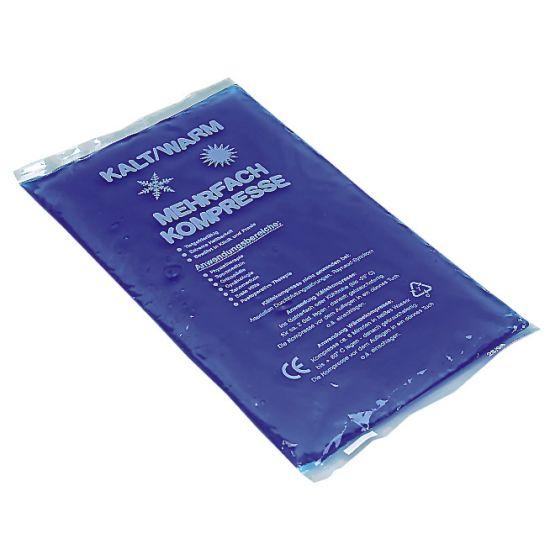 Re-usable Koude/Warmtepakking 14 x 13 cm