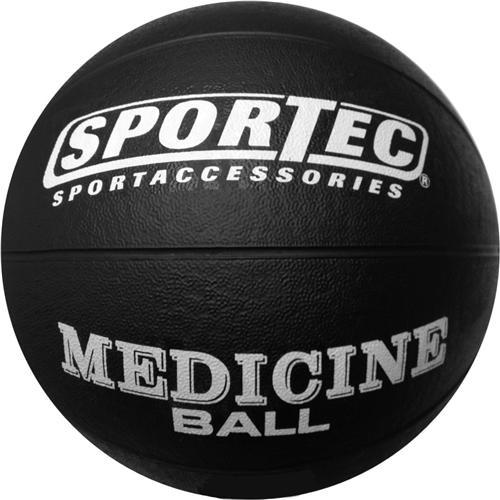 Sportec Medicijnbal 1 KG (Geel)