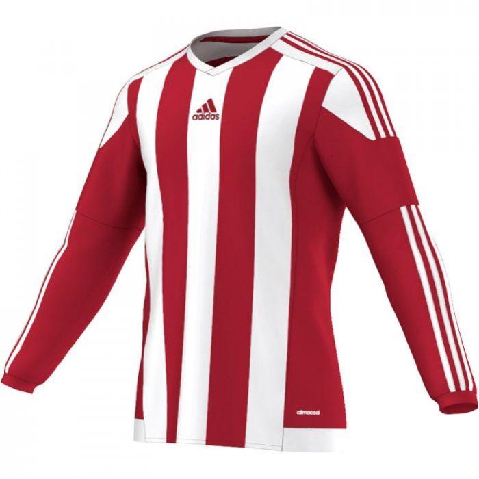 Adidas Striped 15 Shirt Lange Mouw