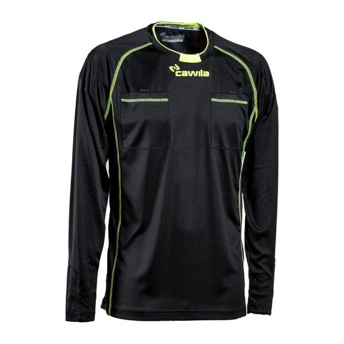 Cawila Scheidsrechter Shirt Referee 15 Lange Mouw