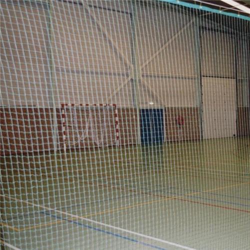 Tennis Afschermnet Wit 20 x 2.5 Meter
