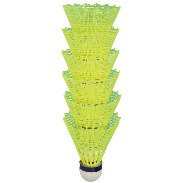 Rucanor Tournament Badmintonshuttles Rood (fast)