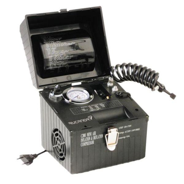 Rucanor Inflator New Ballencompressor