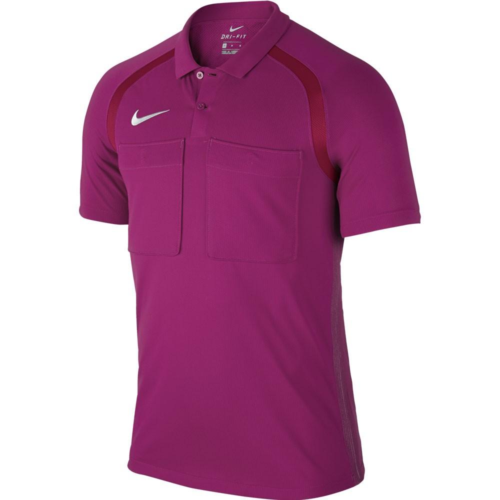 Nike Team Referee Scheidsrechter Shirt Korte Mouw