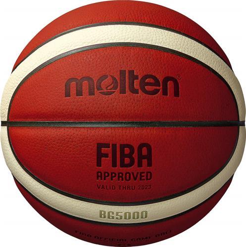 Molten Wedstrijd Basketbal BG 5000 Maat 6