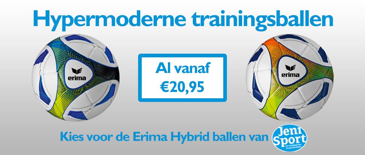 Erima Hybrid ballen