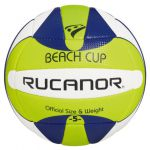 Rucanor Beach Cup III Beachvolleybal groen blauw wit