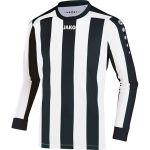 Jako Inter Shirt Lange Mouw Zwart-Wit 436280