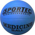 Sportec Medicijnbal Blauw 2 KG 2462