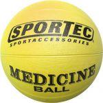 Sportec Medicijnbal Geel 1 KG 2463
