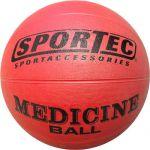 Sportec Medicijnbal Rood 4 KG 2465