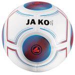 Jako Bal Futsal Light 3.0 360 Gram Wit-Jako Blauw-Flame 2337 19