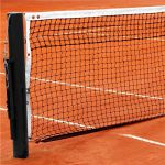 Tennisnet Dubbele Topmaas Glasfiber 3103