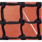 Tennisnet met Dubbele Topmaas 3102 Detail