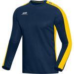 Jako Sweater Striker Marine-Geel 8816 42