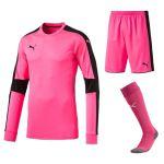 Puma Triumphant Keepersset Fluo Pink S702195 51