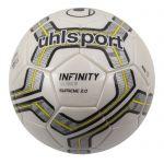 Uhlsport Infinity Supreme 2.0 Voetbal Wit-Zilver-Zwart 100159901