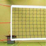 Volleybalnet Met Staalkabel 309031
