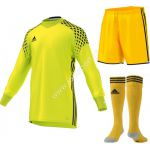 Adidas Onore 16 Keeperset Junior Solar Yellow-Zwart
