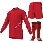 Adidas Onore 16 Keeperset Junior Vived Rood-Zwart