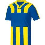 Jako Shirt Santos Korte Mouw Royal Blauw-Citroen 4202 43
