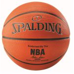 Spalding NBA Silver Series In-Outdoor 76018 Achterzijde