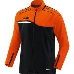Jako Competition 2.0 Presentatiejas Kind Zwart-Neon Oranje K9818 19