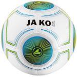 Jako Bal Futsal Light 3.0 290 Gram Wit-Jako Blauw-Fluo Groen 2337 18