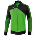 Erima Premium One 2.0 Presentatiejas Groen-Zwart-Wit 1011805