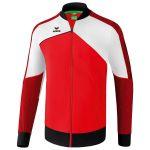 Erima Premium One 2.0 Presentatiejas Rood-Wit-Zwart 1011802