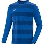 Jako Shirt Celtic 2.0 Lange Mouw Kind Royal Blauw-Wit K4305 04