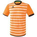 Erima Barcelona Shirt Kind Neon Oranje-Zwart K3131807
