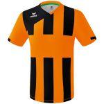 Erima Siena 3.0 Shirt Korte Mouw Oranje-Zwart 3131823