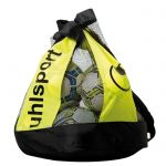 Uhlsport Ballentas 12 Ballen Zwart-Fluor Geel 100426302