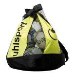 Uhlsport Ballentas 16 Ballen Zwart-Fluor Geel 1004262