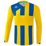 Erima Siena 3.0 Shirt Lange Mouw Kind Geel-New Royal K3141817