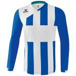 Erima Siena 3.0 Shirt Lange Mouw Kind New Royal-Wit K3141811