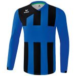 Erima Siena 3.0 Shirt Lange Mouw Kind New Royal-Zwart K3141810
