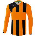 Erima Siena 3.0 Shirt Lange Mouw Kind Oranje-Zwart K3141816
