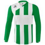 Erima Siena 3.0 Shirt Lange Mouw Kind Smaragd-Wit K3141813