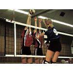Wedstrijdnet voor volleybal