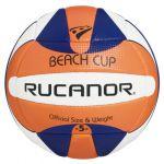 Rucanor Beach Cup III Beachvolleybal oranje blauw wit