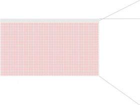 Badmintonnet BN 128 309013