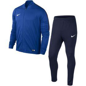 Nike Academy 16 Trainingspak Royal Blauw-Obsidian 808760 463