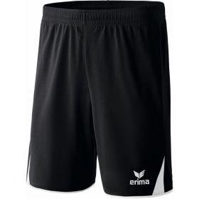 Erima 5-Cubes Short Zwart Wit 615308