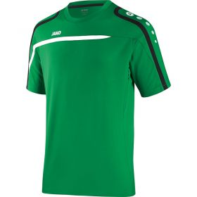 Jako Performance T-Shirt Sportgroen-Wit-Zwart 6197