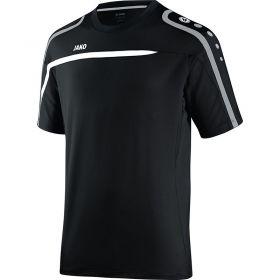 Jako Performance T-Shirt Zwart-Wit-Grijs 6197