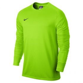 Nike Park Goalie II Shirt 588418 Electric Green-Zwart 303