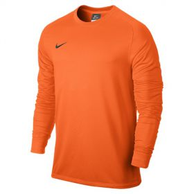 Nike Park Goalie II Shirt 588418 Total Orange Zwart 803