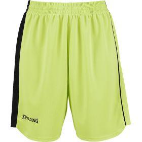 Spalding 4Her II Sportshorts Flash Groen-Zwart